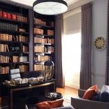 Nicola Parkin Design - Belgravia House - Study