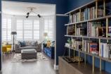 Nicola Parkin Design - Belsize Park House - Library / Drawing Room