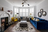 Nicola Parkin Design - Belsize Park House - Drawing Room