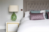 Nicola Parkin Design - Belsize Park House - Master Bedroom