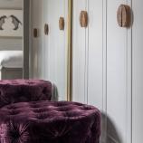Nicola Parkin Design - Belsize Park House - Dressing Room