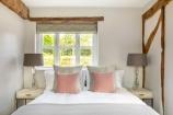 Nicola Parkin Design - Buckinghamshire Cottage - Guest Bedroom