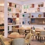 Nicola Parkin Design - Crowne Plaza Kings Cross - Club Lounge