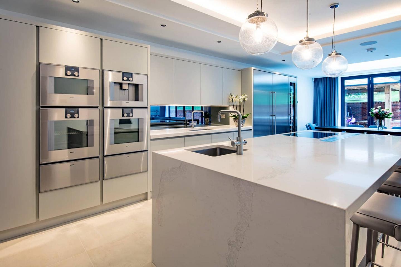 Nicola Parkin Design - Hertfordshire House - Kitchen