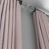 Nicola Parkin Design - Hertfordshire House - Curtains Detail