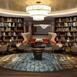 Nicola Parkin Design - Hilton Minsk - Library