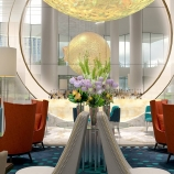Nicola Parkin Design - Hilton Minsk - Lobby Bar