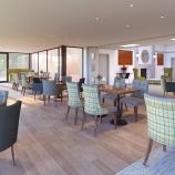 Nicola Parkin Design - Knebworth Golf Club - Club House