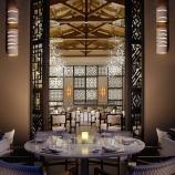 Nicola Parkin Design - Navarino Dunes Greece - Inbi Sushi Restaurant