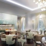 Nicola Parkin Design - Royal Savoy Lausanne - Restaurant