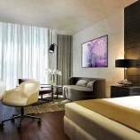 Nicola Parkin Design - Royal Savoy Lausanne - Contemporary New Wing Rooms