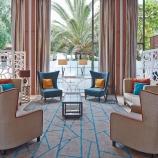 Nicola Parkin Design - Sheraton Skyline Heathrow - Lounge