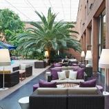 Nicola Parkin Design - Sheraton Skyline Heathrow - Terrace