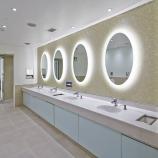 Nicola Parkin Design - Sheraton Skyline Heathrow - Bathroom