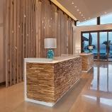 Nicola Parkin Design - The Setai Sea Of Galilee - Hotel Reception