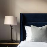 Nicola Parkin Design - Windsor Apartment - Master Bedroom