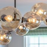 Nicola Parkin Design - Windsor Apartment - Light Feature