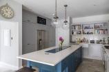 Nicola Parkin Design - Belsize Park House - Kitchen Interior Design