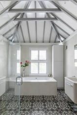 Nicola Parkin Design - Belsize Park House - Bathroom Interior Design