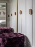 Nicola Parkin Design - Belsize Park House - Dressing Room Interior Design
