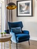 Nicola Parkin Design - Buckinghamshire Cottage - Living Room Interior Design