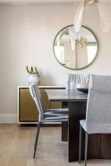 Nicola Parkin Design - Windsor Apartment - Dining Room Interior Design